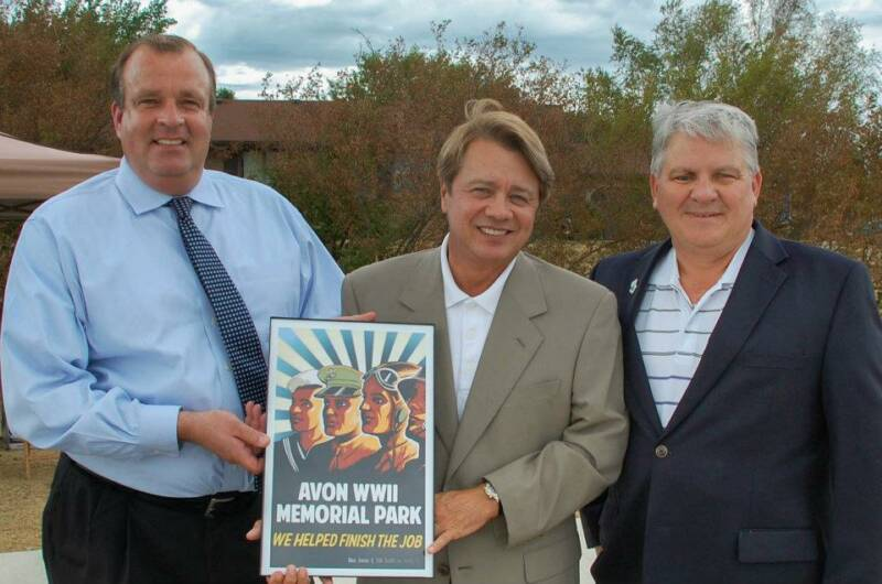 Their Donations Have Helped Raise Terry Lee Honda General Manager Marcus  Schuh (left) And Terry Lee Honda Owner Terry Avon ...